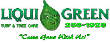 Liqui Green Turf & Tree Care Logo