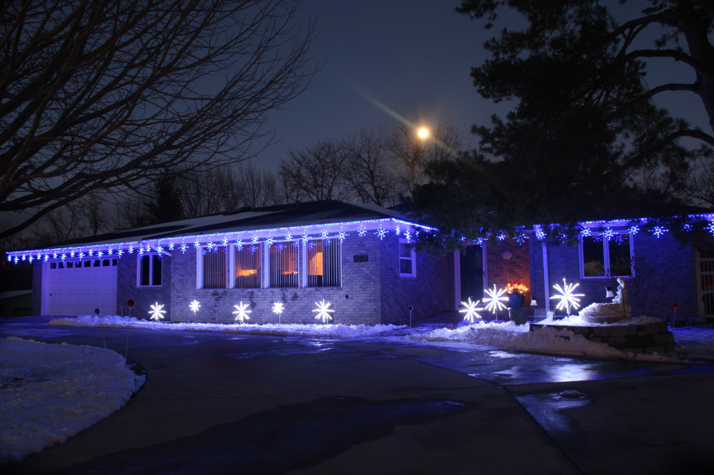 custom holiday lights in grand junction co