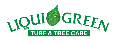 Liqui Green Turf & Tree Care Retina Logo
